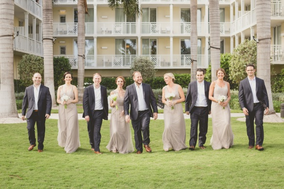 Relaxed Bridal Party #squadgoals Chris Sosa Photography bridesmaidsconfession.com