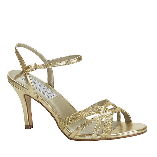 Touch Ups Women's Taryn Gold Sandal at Sears
