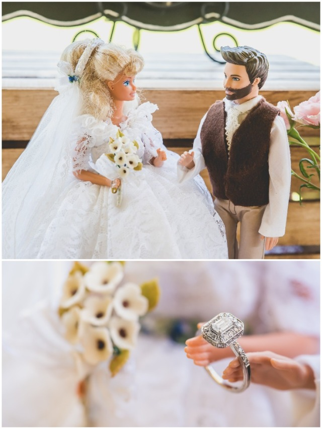 barbie-and-ken-dressed-as-the-bride-and-groom-at-a-vineyard-bridal-shower